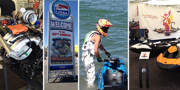 Bilder från World finals Lake Havasu 2013